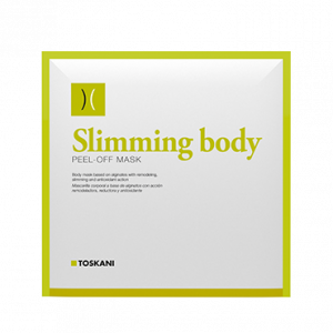 Toskani Peel off masker slimming body - Kan Skin Clinic