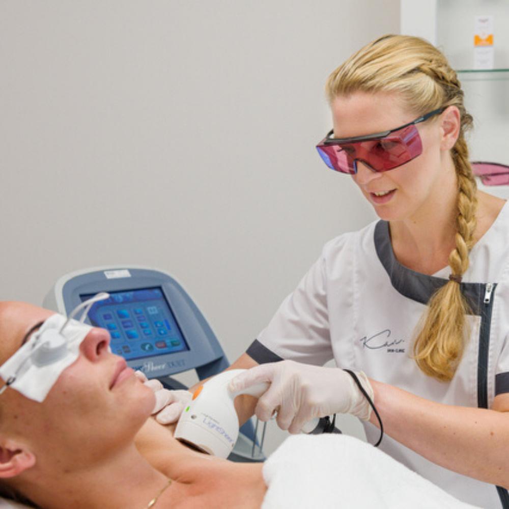 Laserontharing - Kan Skin Clinic