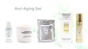 Thuis aan de slag met de anti-aging set van Kan Skin Clinic